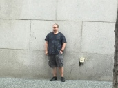 Alert: this man has a dirty shirt!!