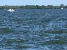 Texan Cowgirls and Texan cowboys, I present to ya the great Lake Erie!