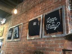 I'll pick fatty over lean!