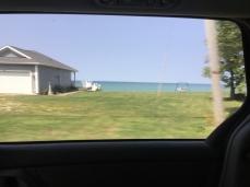 Nice home across the lake