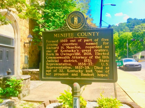 A county in Kentucky!