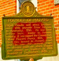 The founder of a bunch of hazard!
