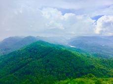 Big mountains!
