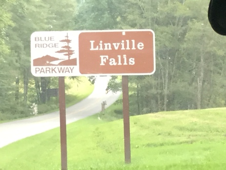 """""""Ya mean Linville is falling?""""--Julian"""