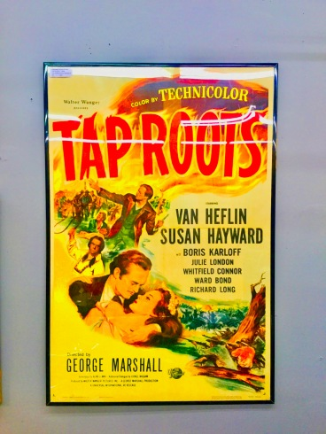 Tapping the roots!