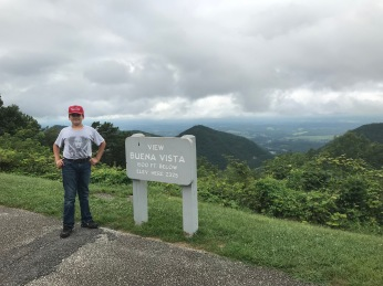 I am the man of the mountains!