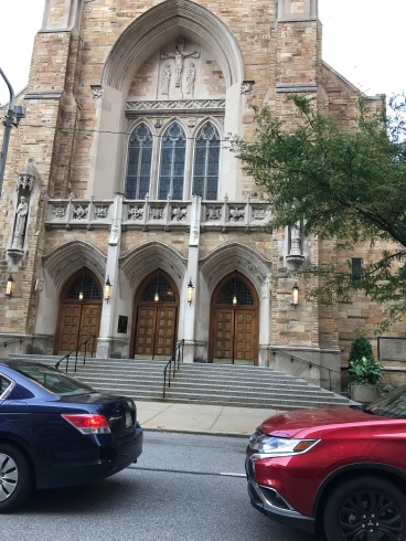 Cool catholic church!