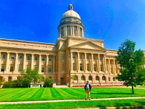 The capitol of Kentucky!