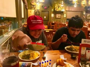 Yummy redneck food!!! Yum!!!