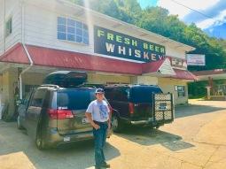 Hazardous beer and whiskey!