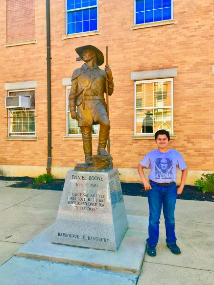 Daniel Boone: Part 1