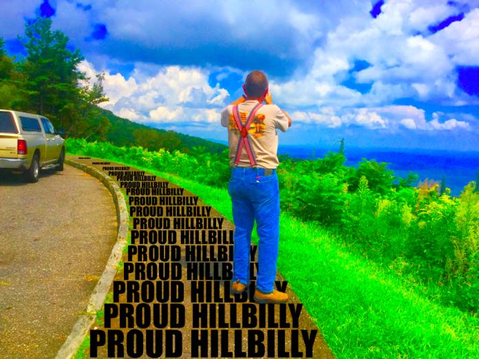 Hillbilly pride! 👍🏻