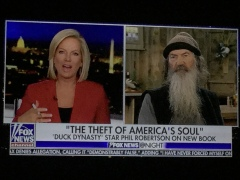 """Please buy my book.""--Phil Robertson"