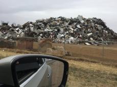 Lots of trash!