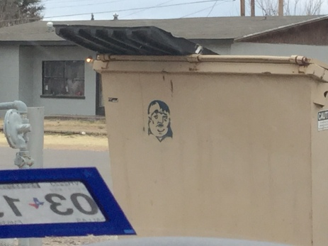 Getting a room next to a dumpster?!?!?