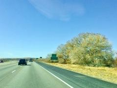 Into New Mexico!!!!