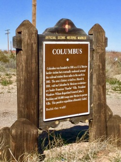 A history of Columbus, New Mexico!