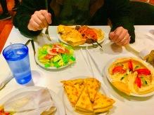 A dunking feast!