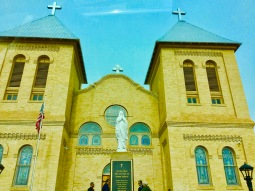 The great catholic church!