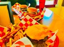 Texas burgers!!!