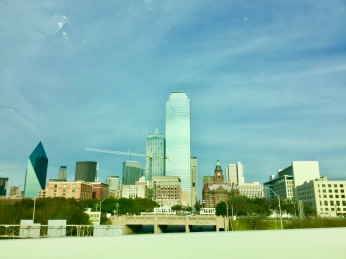 Back in Dallas!