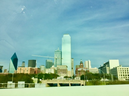 Back in Dallas!