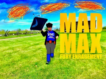 Max just got more mad!!!