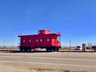 Old school train!