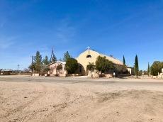A adobe catholic church! 👍🏻