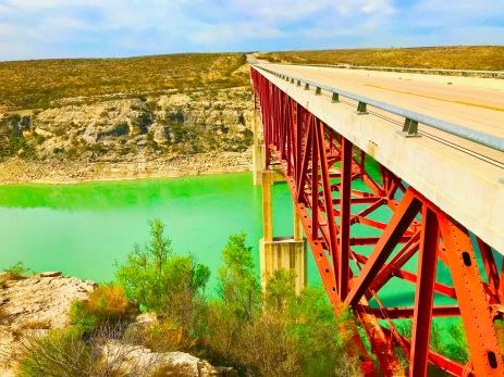 Dunking long bridge!