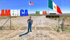 A open border!