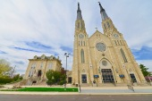 St Mary's Cathedral! Great catholic church!