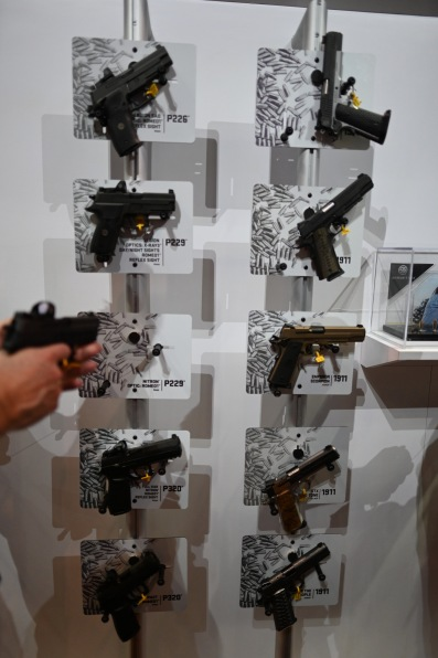 So many interesting pistols!