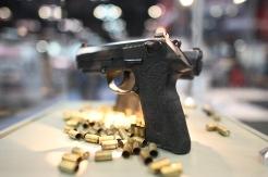 Guns n' bullets!