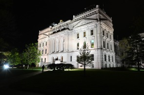 The Capitol of Indiana!!!