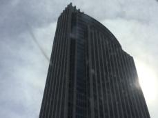 Stinking modern building!! I need a bazooka!!