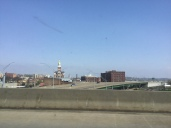 A view of Dubuque!