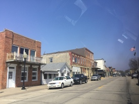 Bellevue, Iowa! There are a lot of classical buildings in the midwest!