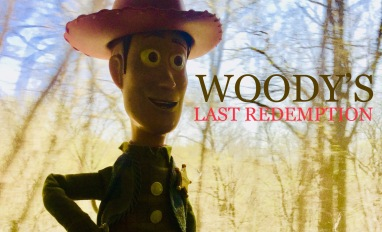 What exactly is Woody going to make a last redemption for?