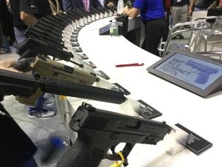 Cool pistols!