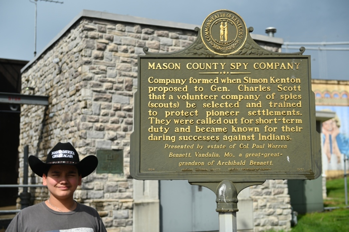 (Maysville, KY) A little bit of useful history.
