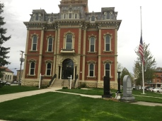 (Decatur, IN) Adams County Circuit Court: a neat house for the rule of law.
