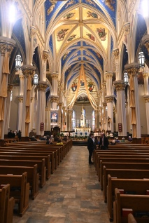 Basilica of the Sacred Heart: beautiful church with glorious architecture.