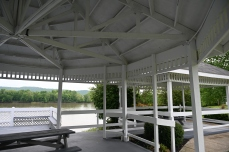 Porches to keep shade from bleeding HOT sun!