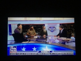 Redneck intellectuals have a civil conversation Sean Hannity.