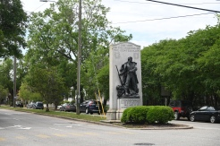 A monument to Southern America's lost veterans.